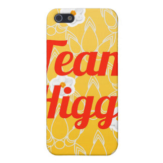 Team Higgs iPhone 5 Case