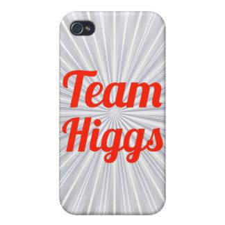 Team Higgs iPhone 4/4S Cases