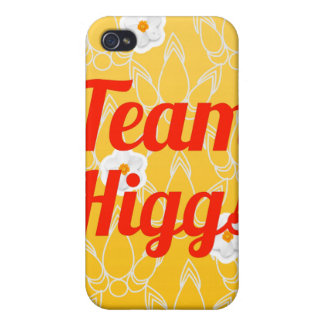 Team Higgs Cover For iPhone 4