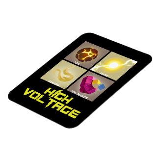 Team High Voltage Powers Flexi-Magnet Magnet
