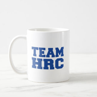 TEAM HILLARY RODHAM CLINTON png Coffee Mugs