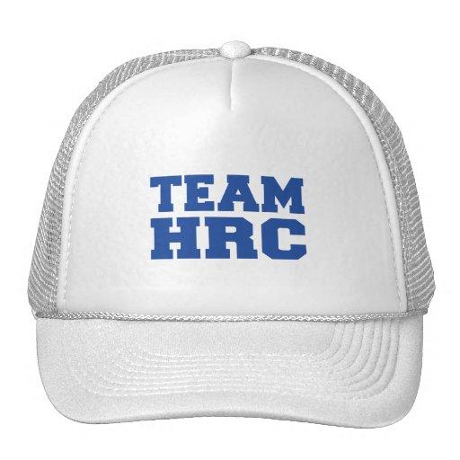 TEAM HILLARY RODHAM CLINTON.png Trucker Hat