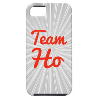 Team Ho iPhone 5 Case