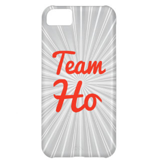 Team Ho iPhone 5C Cover