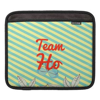 Team Ho iPad Sleeves