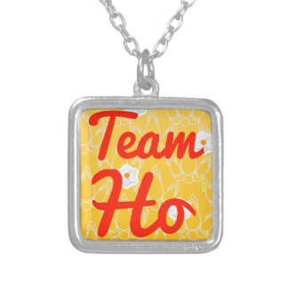 Team Ho Necklaces