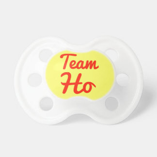 Team Ho Pacifier