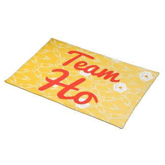 Team Ho Place Mat