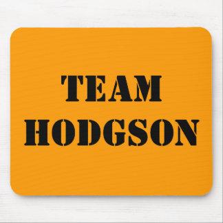 TEAM HODGSON MOUSE PAD