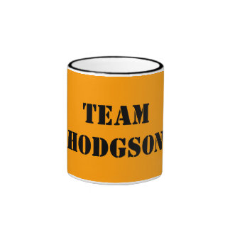 TEAM HODGSON MUG