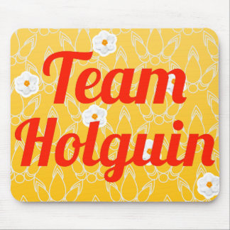 Team Holguin Mouse Pad