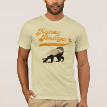 Team Honey Badger Vintage T-Shirt