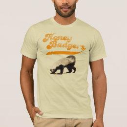Team Honey Badger Vintage T-Shirt