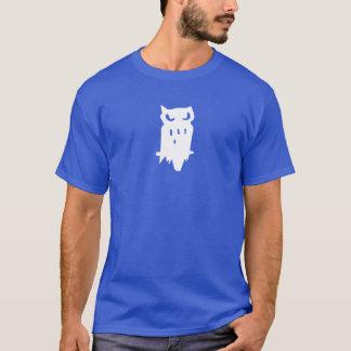 Team Hoot Loan owl White T-Shirt