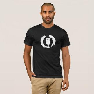 Team Hoot Zen White Logo T-Shirt
