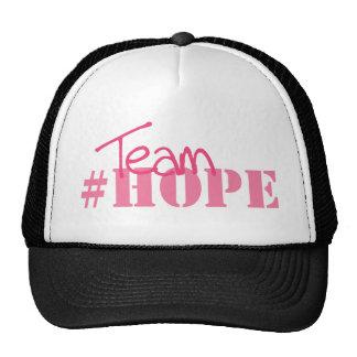 Team #hope trucker hat