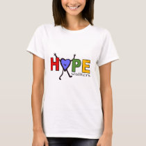 Team Hope Walkers for Walk Your A.S. Off T-Shirt
