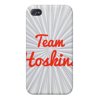 Team Hos iPhone 4/4S Cases