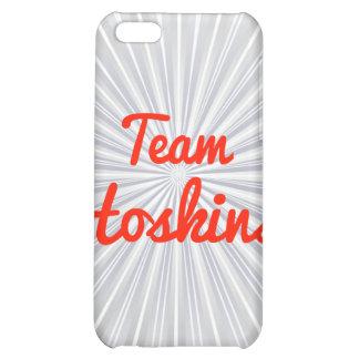 Team Hos iPhone 5C Covers