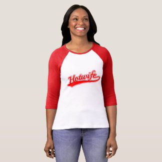 Team Hotwife Long sleeve Jersey T-Shirt
