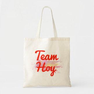 Team Hoy Tote Bag
