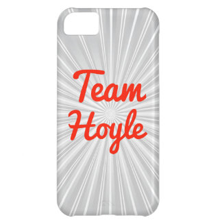 Team Hoyle Cover For iPhone 5C