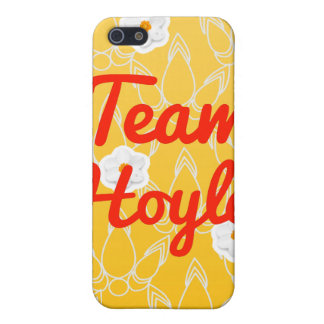 Team Hoyle Cover For iPhone 5