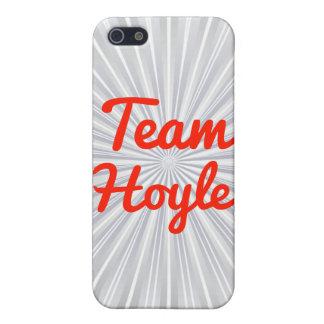 Team Hoyle iPhone 5 Case