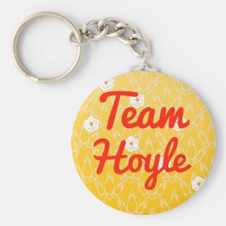Team Hoyle Keychains