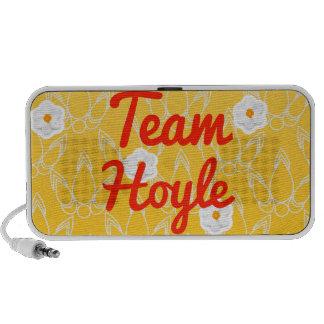Team Hoyle Portable Speakers