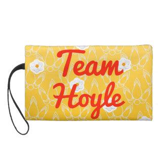 Team Hoyle Wristlet Clutches