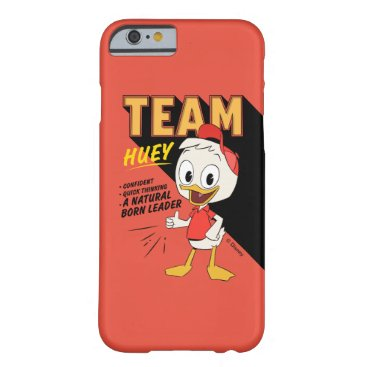 Team Huey Barely There iPhone 6 Case
