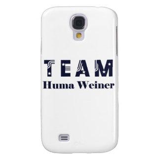 TEAM Huma Weiner Galaxy S4 Cases