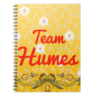Team Humes Notebook