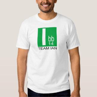 Team Ian Tee Shirt