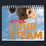 """Team ICat Forever Calendar<br><div class=""""desc"""">Meet the members of Team iCat Forever</div>"""