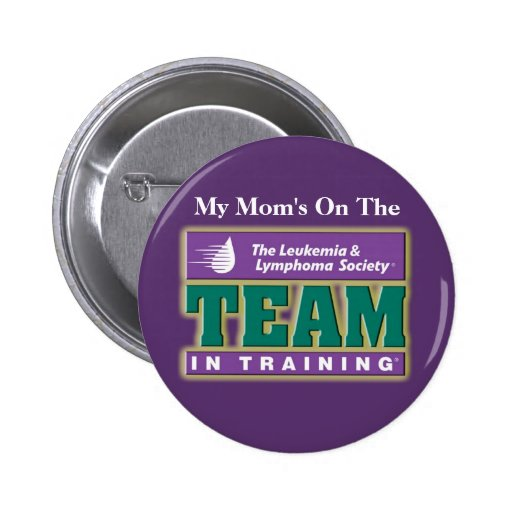 Team In Training 9 Buttons
