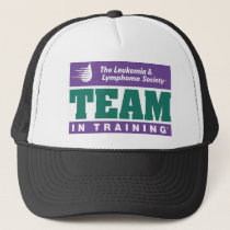 Team In Training Apparel Trucker Hat
