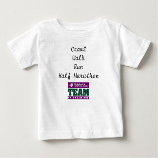 Team in training baby T-Shirt