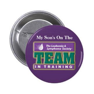 Team In Training Button 6