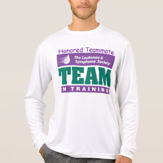 Team in Training Honored Teammate T-Shirt