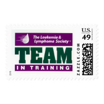 Team in Training Postage Stamps - Fundraiser