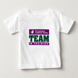 Team in Training shirt