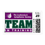 Team In Training Stamps TNT