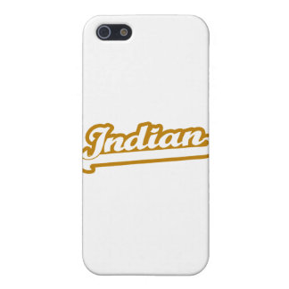 Team Indian Case For iPhone 5