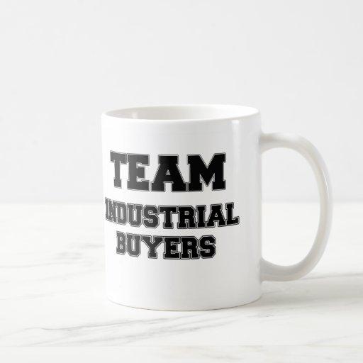 Team Industrial Buyers Coffee Mug