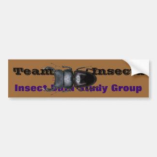 Team Insecta ookuwa IDSG Bumper Sticker