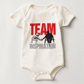 Team Inspiration Baby Bodysuit