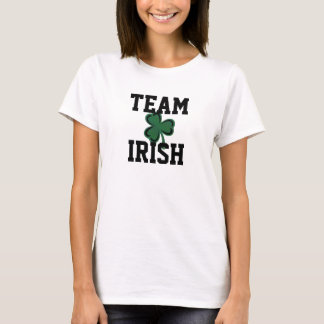 Team Irish/Angel Quote Tee