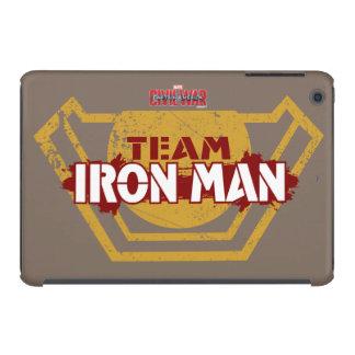 Team Iron Man Logo iPad Mini Retina Cover